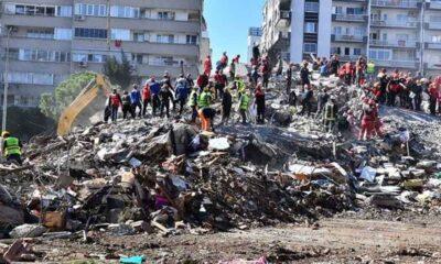 Son Dakika... İzmir depremi soruşturması: 22 kişiye gözaltı kararı!