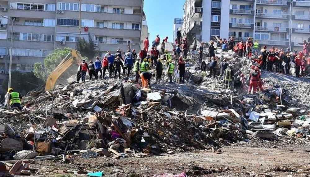 İzmir depremi soruşturmasında 29 kişi hakkında iddianame hazırlandı