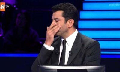 Kim Milyoner olmak İster yarışmacısının hikayesi Kenan İmirzalıoğlu'nu ağlattı