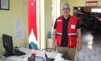 Kızılay Şube Başkanı Demirel, koronavirüsten yaşamını yitirdi