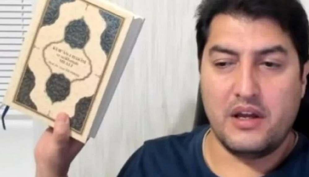 Kuran yırtıp YouTube'da paylaştı, Rusya'dan iadesi istendi