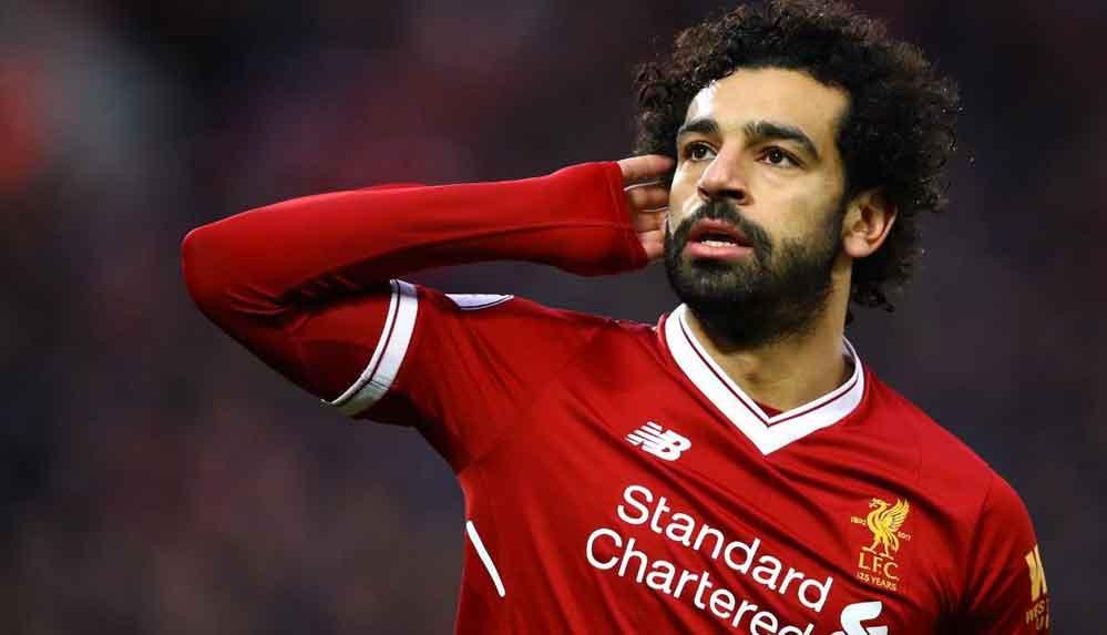 Liverpool'un Mısırlı yıldızı Muhammed Salah'ın koronavirüs testi pozitif çıktı