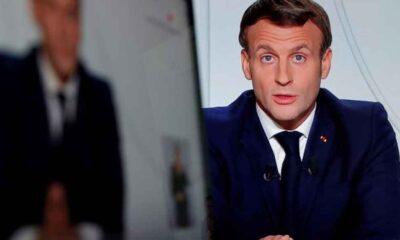 Macron: Yanlış anlaşıldım, Herhangi bir dinle sorunumuz yok