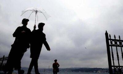 Meteoroloji'den gök gürültülü yağış uyarısı