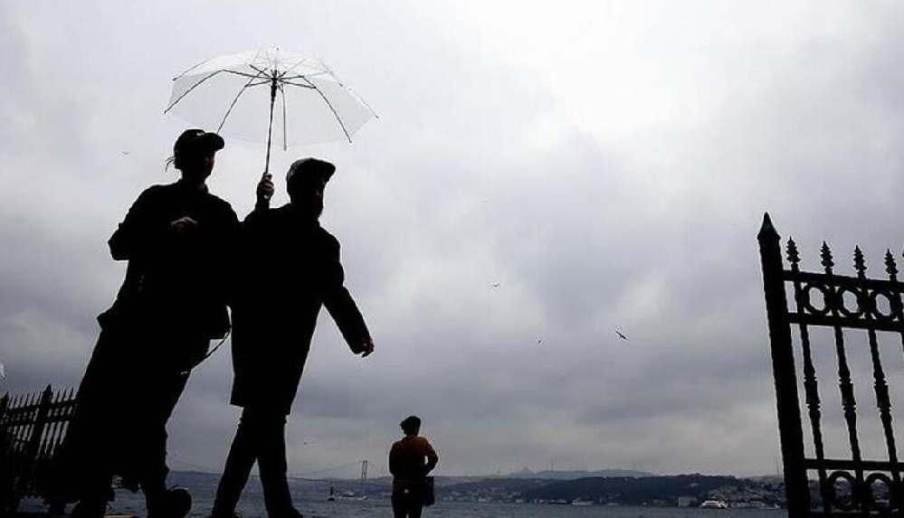 Meteoroloji sağanak ve sis uyarısı verdi