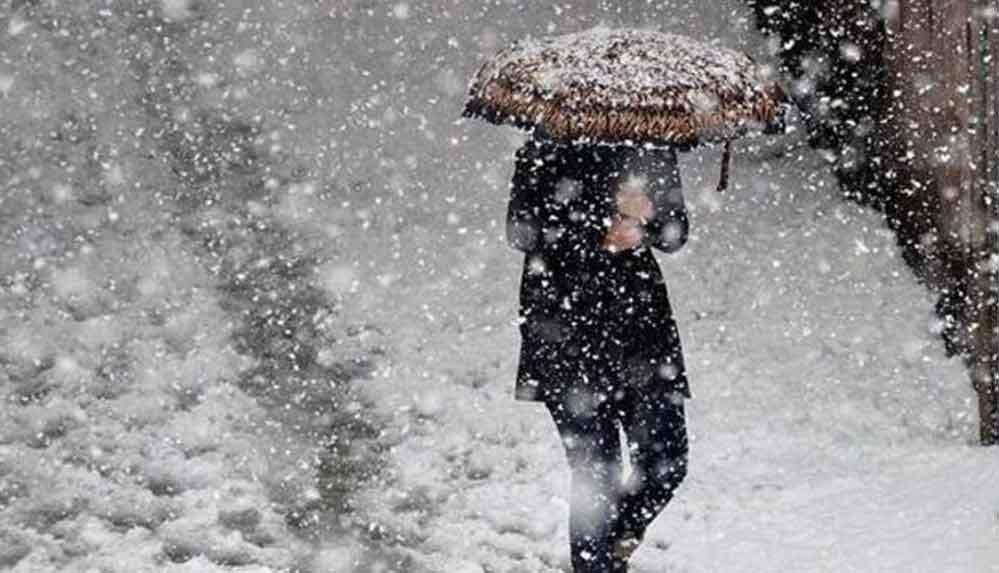 AKOM'dan kar yağışı uyarısı geldi