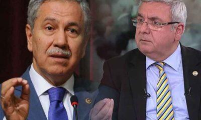Metiner'den Arınç'ın sözlerine tepki: Cumhur İttifakı'na sabotaj