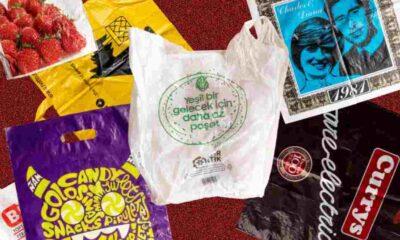 Plastik poşetlerden çevrimiçi müze