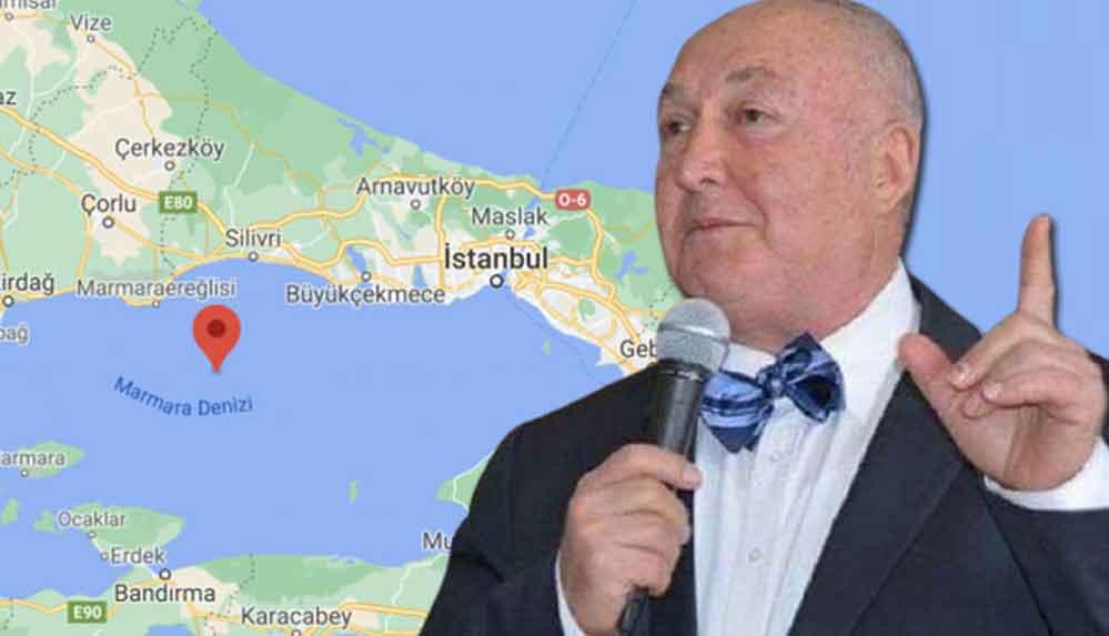 Prof. Dr. Ercan, tarih vererek deprem konusunda uyardı