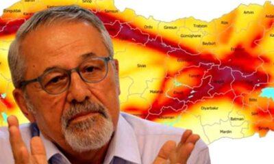 Prof. Dr. Naci Görür İzmir'in ilçelerinde zeminlerin deprem riskini açıkladı