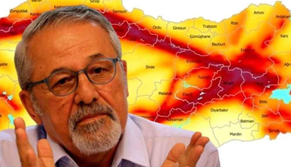 """Prof. Dr. Naci Görür isyan etti: """"Neden İstanbul'u depreme hazırlayıp insanların can güvenliğine yatırım yapmıyorsunuz?"""""""