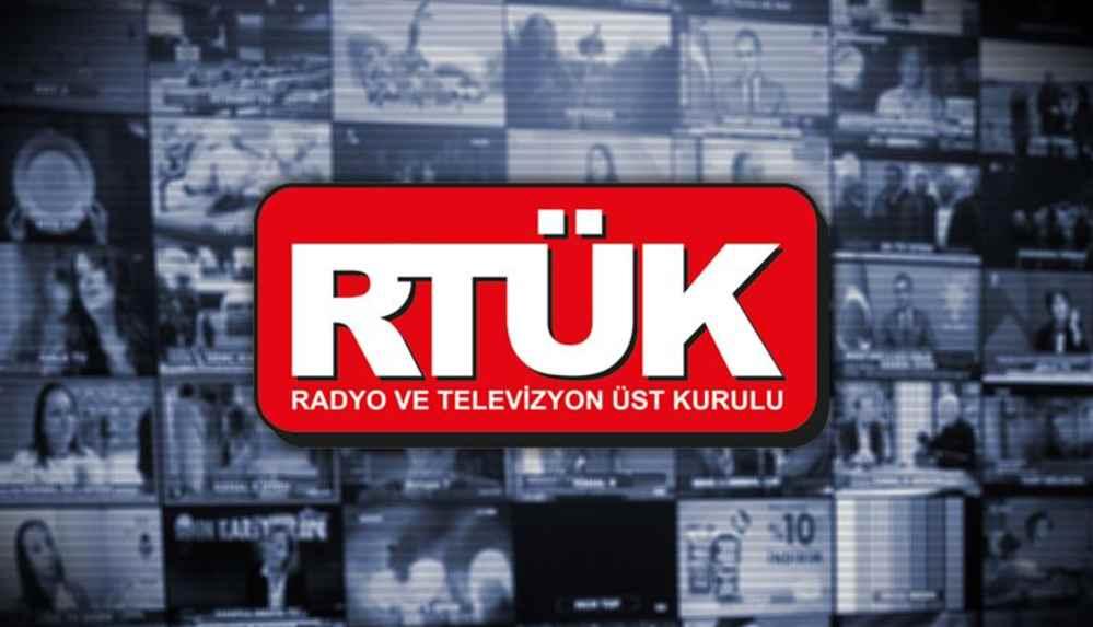 RTÜK'ten bazı dizi ve televizyon programlarına ceza