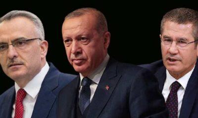 Reuters ve Bloomberg'ten iddia: Erdoğan, Canikli ve Ağbal ile dün gece görüştü