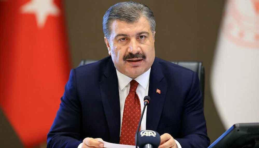 Sağlık Bakanı Koca: Ülke geneli alarm veriyor, somut tedbirler tavsiye edildi