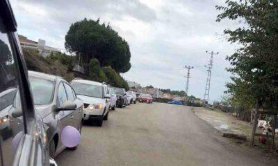 Sinop sokaklarında tacize yönelik 'mor konvoy'