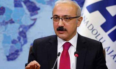 """Son Dakika... Hazine ve Maliye Bakanı Lütfi Elvan'dan """"128 milyar dolar"""" açıklaması: Protokol yasaldır"""