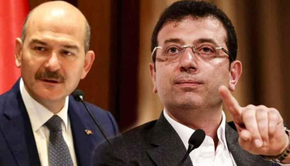 Soylu'dan İmamoğlu'na soruşturma açıklaması: Kanunlarımızda idarenin bütünlüğü ilkesi var