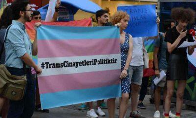 """""""Türkiye trans cinayetlerinde birinci sırada"""""""