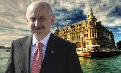 Ulaştırma Bakanı Karaismailoğlu'ndan Haydarpaşa Garı yorumu: Eski Türkiye'de kaldı, yeni Türkiye'de Marmaray var