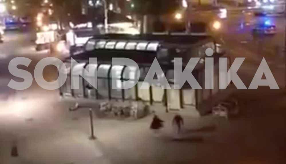 Viyana'da sinagog yakınlarında silahlı saldırı: Bir polis ağır yaralandı