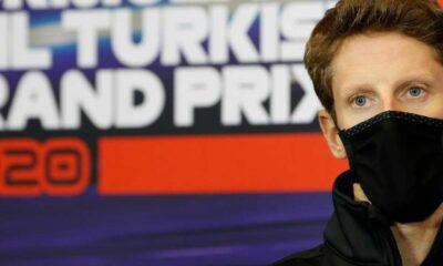 Yanan araçtan kurtulan F1 pilotu Grosjean: İyiyim, yani iyi sayılırım