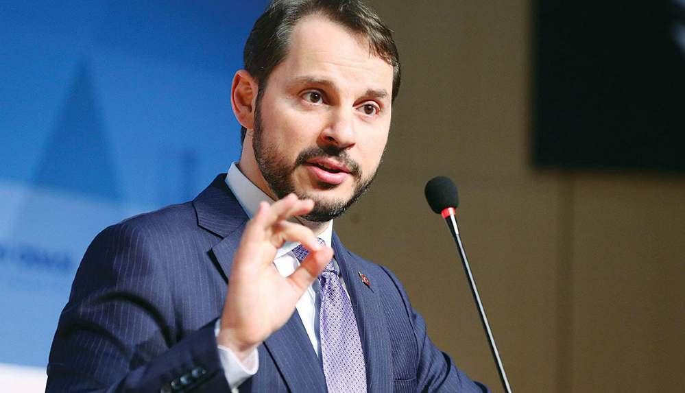 Berat Albayrak'ın istifası hakkındaki iddialara danışmanı cevap verdi