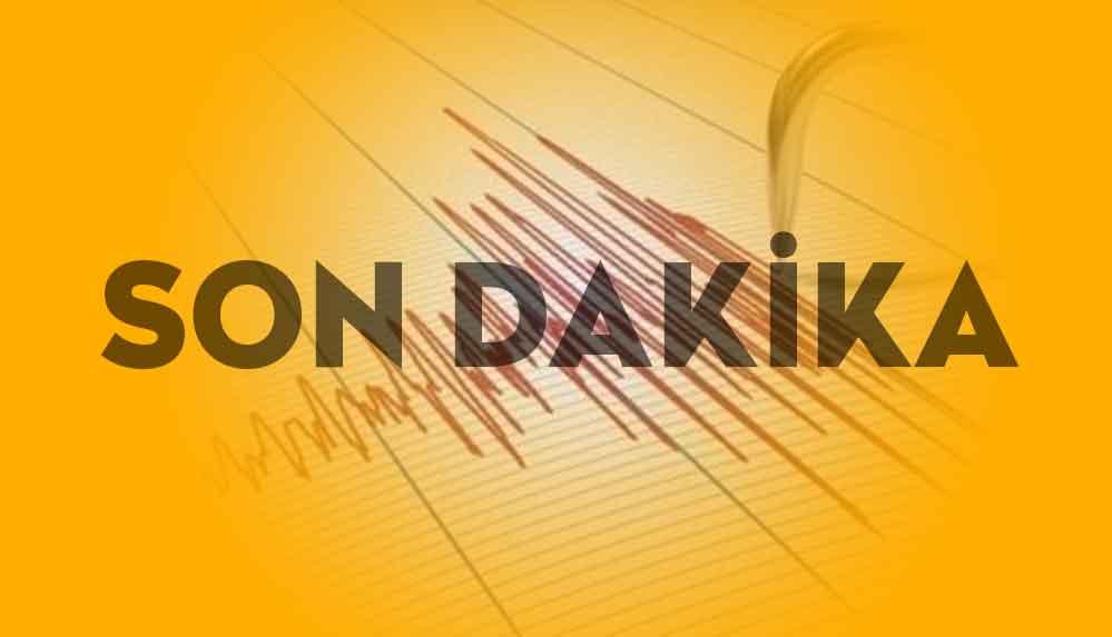 İzmir'de 4.4 büyüklüğünde deprem!