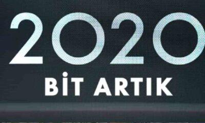 '2020 Bit Artık'tan ilk fragman yayımlandı