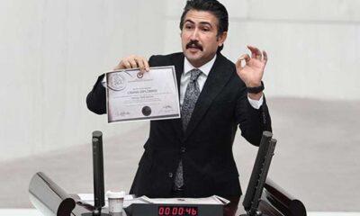 AKP 'sahte diplomayı' böyle savundu