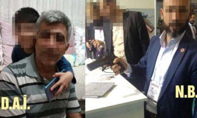 AKP'li iki yönetici çocuğa cinsel istismar ve transeksüel bireyin ölümüne neden olduğu iddiaları ile tutuklandı