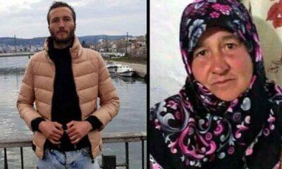 Annesinin başını taşla ezip döner bıçağıyla kesen katilin kan donduran ifadeleri ortaya çıktı