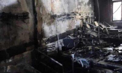 Antep'te yoğun bakım servisindeki patlamada can kaybı 12'ye yükseldi