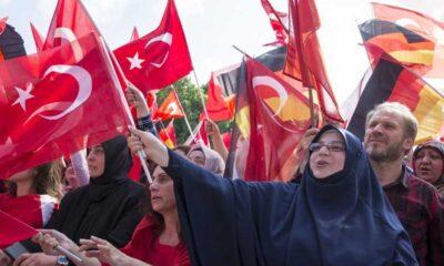 Araştırma: Avrupa'da yaşayan Türkler mutlular, dönmek istemiyorlar