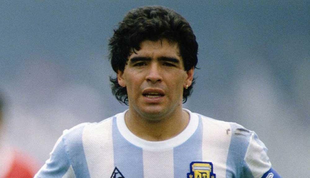 Maradona'nın ölmeden önceki son görüntüleri ortaya çıktı