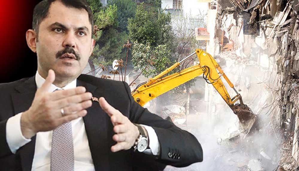 Bakan Kurum açıkladı: Evini dönüştürene 200 bin lira kredi...