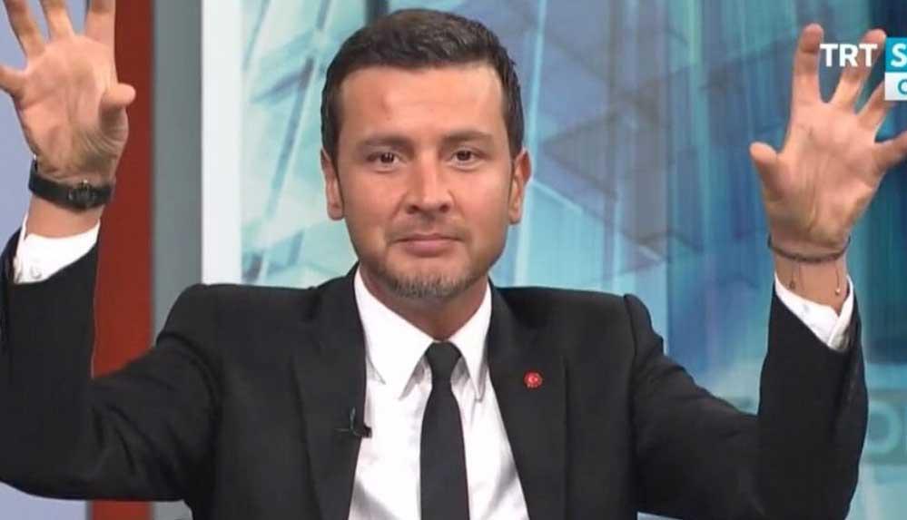 Beşiktaş'tan, TRT sunucusu Ersin Düzen'e ağır tepki