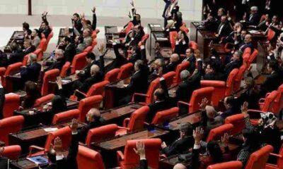 Bir araştırma daha AKP ve MHP oylarıyla reddedildi