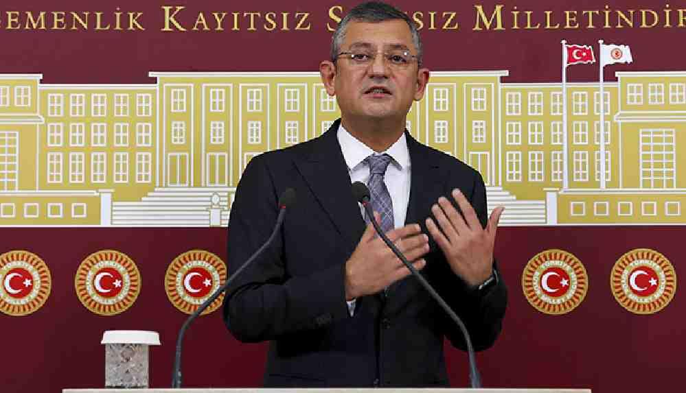 CHP'li Özel'den Erdoğan'a sert tepki: Zenginlerin, rantçıların, faizcilerin iktidarı