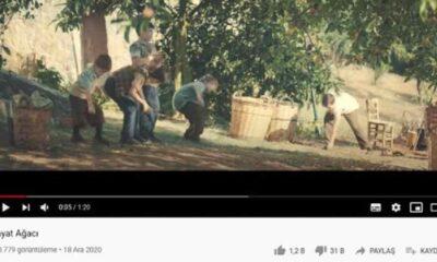 Cengiz Holding'in reklamına 'dislike' yağdı