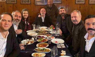 'Çukur' dizisi oyuncusu Ercan Kesal'dan, tartışma yaratan fotoğrafa ilişkin ilk açıklama