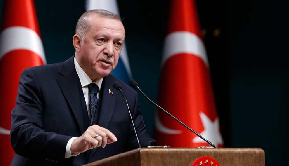 Son Dakika... Cumhurbaşkanı Erdoğan: Tedbirleri kademeli olarak kaldıracağız