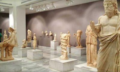 Ekonomik krizden çıkış arayan Yunanistan tarihi eserleri 50 yıllığına kiralayacak