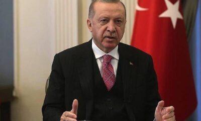 Cumhurbaşkanı Erdoğan Telegram'dan ilk mesajını paylaştı