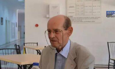 Eski FIFA hakemi İhsan Türe koronavirüs nedeniyle hayatını kaybetti