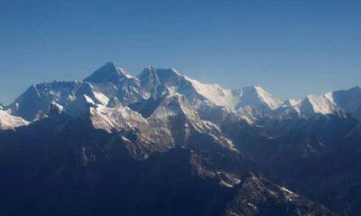 Everest 86 santim 'uzadı'