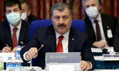 Sağlık Bakanı Koca, yoğun bakım doluluk oranlarını açıkladı
