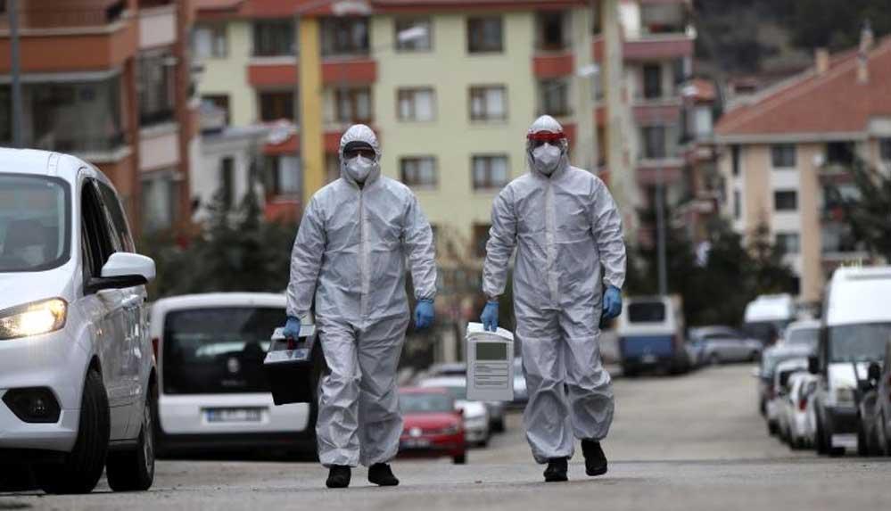 Filyasyon ekibi, koronavirüs testi pozitif olan kişiyi halayda bulmuş
