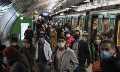Fransa'dan yeni yıl uyarısı: Kontrolü kaybedilmiş yeni bir dalga başlayabilir