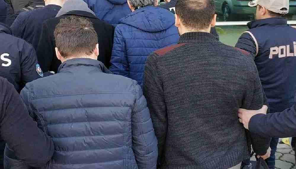 40 ilde FETÖ operasyonu: 132 gözaltı kararı