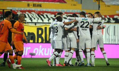 Galatasaray, Karagümrük'e son dakika golüyle kaybetti... Fatih Terim kırmızı kart gördü!